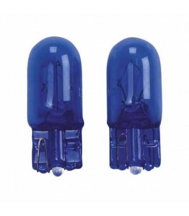 T10 Standlichtlampe 12V/5W SuperWeiss (2 Stück)