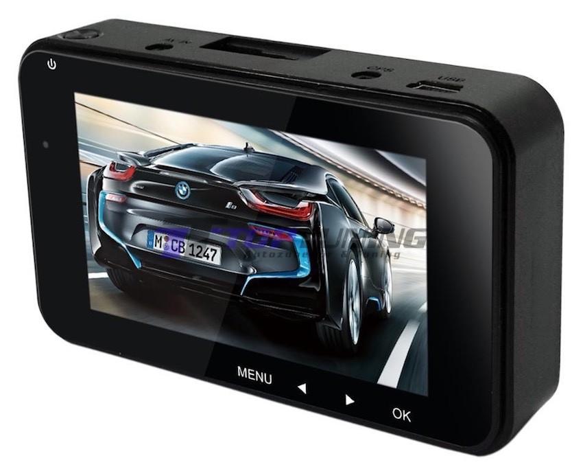 dashcam autokamera fullhd 1080p inkl g sensor gps und wlan. Black Bedroom Furniture Sets. Home Design Ideas