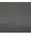 SportGitter 125x25cm - Feinmaschiges 11mmx5mm Streckgitter aus Aluminium