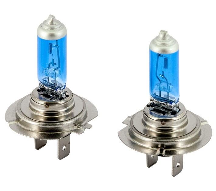 h7 12v 55watt super white xenon style scheinwerferlampen 2. Black Bedroom Furniture Sets. Home Design Ideas