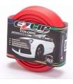 EZ Lippe - EZ Lip universal flexibel rot 2.5cm / 259cm Spoilerlippe