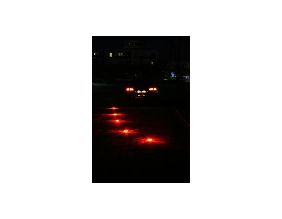 led blitzer warnleuchte rot blau oder orange neu. Black Bedroom Furniture Sets. Home Design Ideas