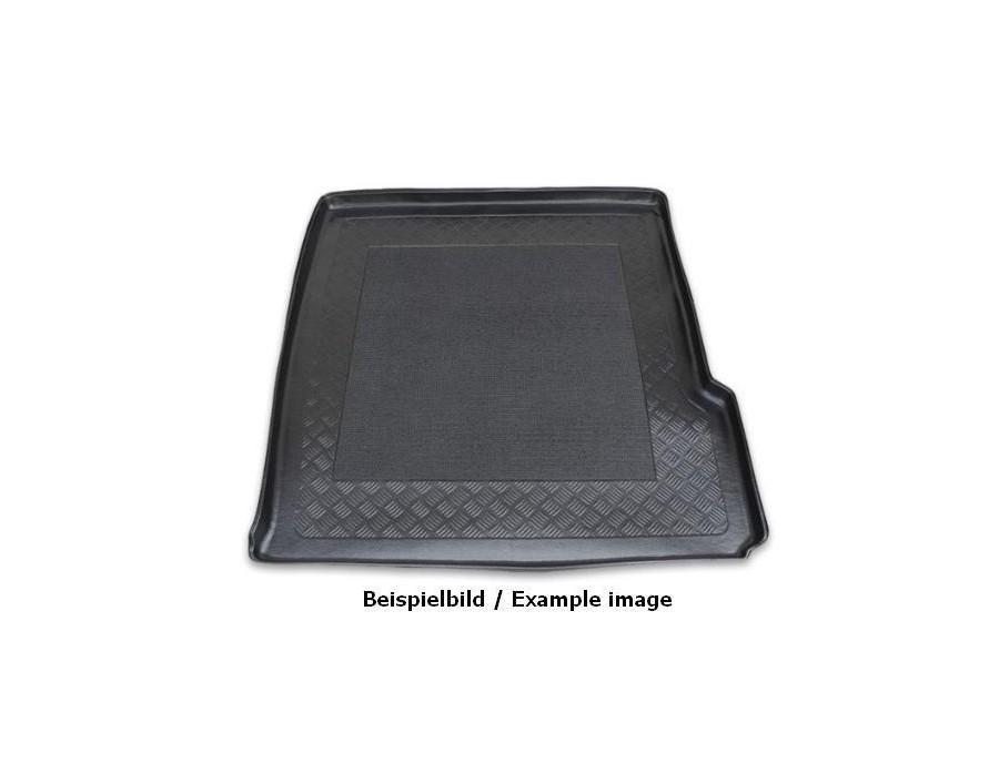 Schwarz Effekt 3D Sitzbezüge für CHEVROLET LACETTI Autositzbezug VORNE