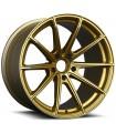 XXR 568 Alufelge Felgen in 18 Zoll - Gold - Concave